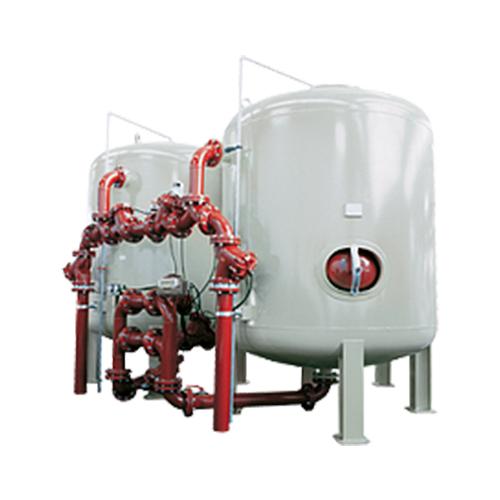 RWB Water Culligan Media Filtratie Systemen